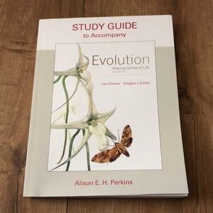 University textbook Evolution
